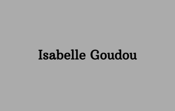 Isabelle Goudou